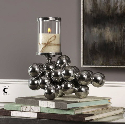 Kesi Cluster of Spheres Candleholder - Innovations Designer Home Decor