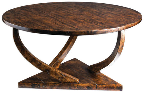 Pandhari Round Coffee Table - Innovations Designer Home Decor