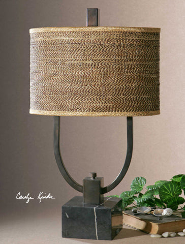 Stabina Metal Table Lamp - Innovations Designer Home Decor
