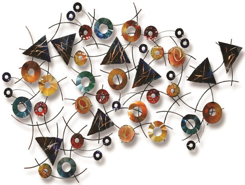 Synergy Contemporary Wall Sculpture - Innovations Designer Home Decor