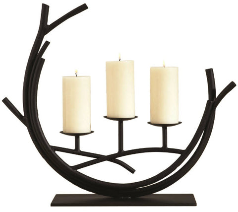 Twig Rustic Candelabra - Innovations Designer Home Decor
