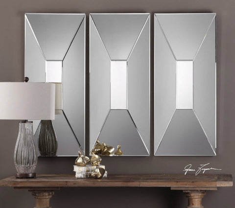 Learn Designer Tips For Using Decorative Mirrors In Your Home