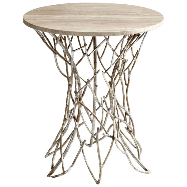 Twigs Side Table by Cyan Design