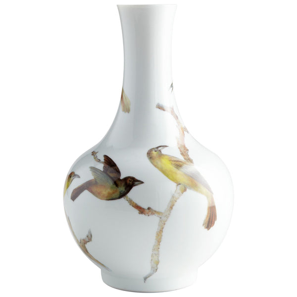 Large Aviary Vase by Cyan Design