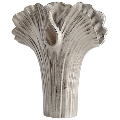 Large Alloy Palm Vase by Cyan Design