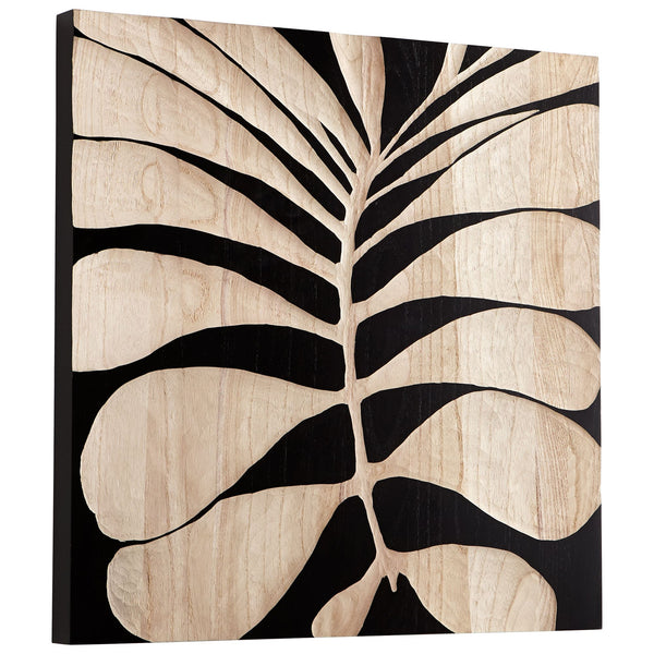 Del Mar Carved Wood Wall Art by Cyan Design