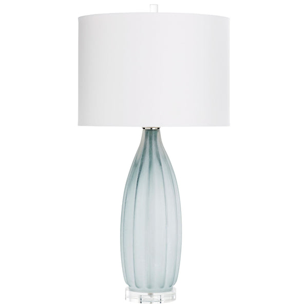 Blakemore Contemporary Glass Table Lamp
