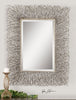 Corbis Decorative Metal Mirror by Uttermost
