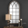 Montone Oversized Arched Wall Mirror by Uttermost