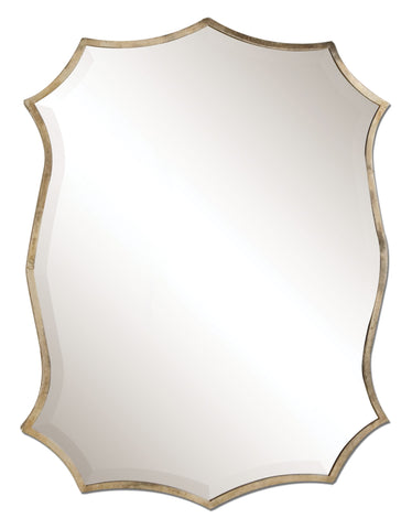 Migiana Metal Framed Mirror by Uttermost