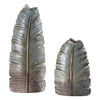 Invano Leaf Vases, 2-Piece Set