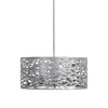 Elm Contemporary 3 Light Indoor Outdoor Pendant Lighting Fixture
