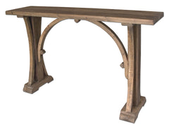 Genesis Reclaimed Wood Console Table by Uttermost