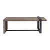 Genero Weathered Coffee Table by Uttermost
