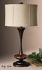 Lahela Metal Table Lamp by Uttermost