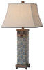 Mincio Ceramic Table Lamp by Uttermost