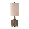Darrin Gray Accent Lamp by Uttermost