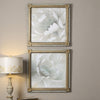 Winter Blooms Floral Framed Artwork, 2-Piece Set