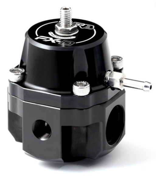 GFB 8070 FX-D FUEL PRESSURE REGULATOR (-8AN PORTS)