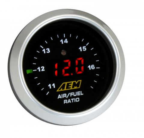 AEM AIR FUEL RATIO 52MM WIDEBAND GAUGE