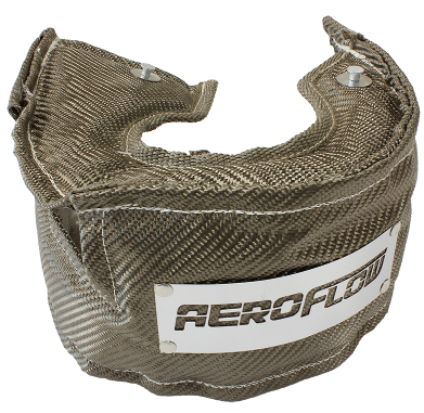 AEROFLOW PERFORMANCE TITANIUM TURBO BAG / BLANKET SUIT GT25 GT28 INTERNAL GATE