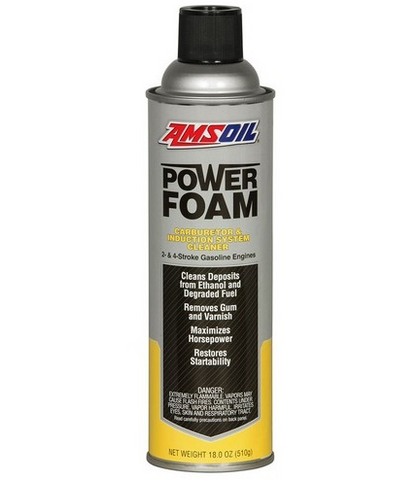 Power Foam Intake & Combustion Cleaner 18oz Spray Can (510G)
