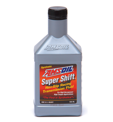 AMSOIL Super Shift Racing Transmission Fluid SAE 10W 946ML