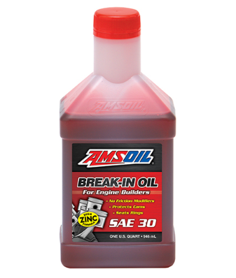 AMSOIL Break In Oil SAE 30 (946ml)