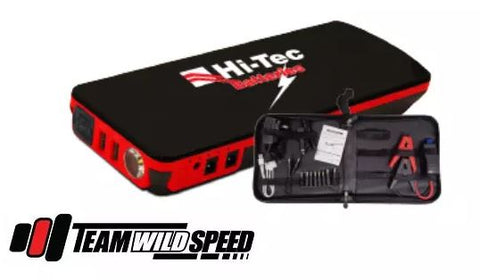 Hi-Tec Batteries Mini Jump Starter Lithium Technology