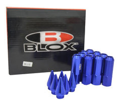 BLOX Spike Wheel Nuts (STEEL Mx1.25)