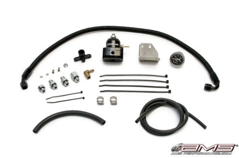 AMS FUEL PRESSURE REGULATOR KIT FOR MITSUBISHI EVO X