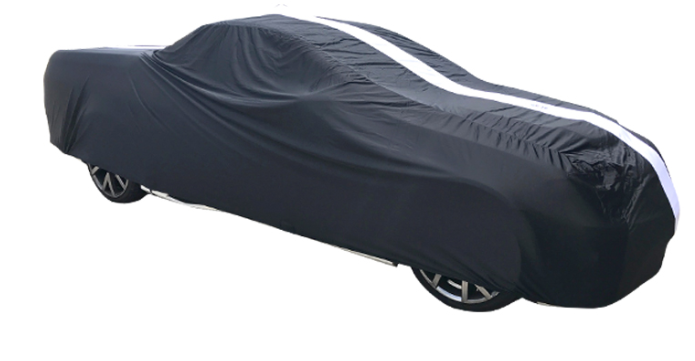 CAR COVER IN DOOR USE ONLY - UTE
