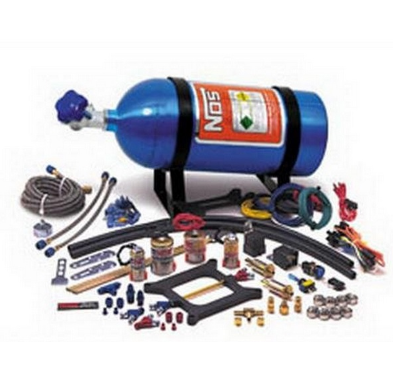 NITROUS DUAL SHOT CHEATER NITROUS KIT 100-250 HORSEPOWER