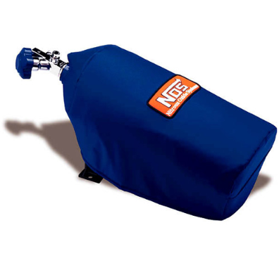 "NITROUS OXIDE BOTTLE BLANKET 7"" DIA BLANKET FOR 10-LB BOTTLE"