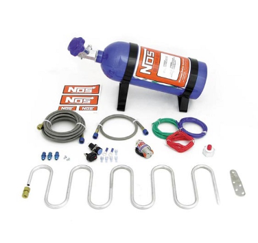 NITROUS OXIDE SYSTEM INTERCOOLER SPRAY BAR KIT WITH 5LB BOTTLE