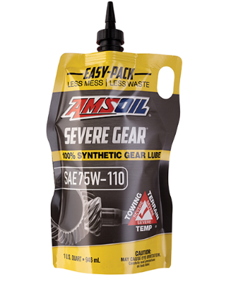 AMSOIL Severe Gear 75W-110 Synthetic