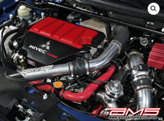 AMS MITSUBISHI EVO X 900XP BILLET V-BAND TURBO KIT