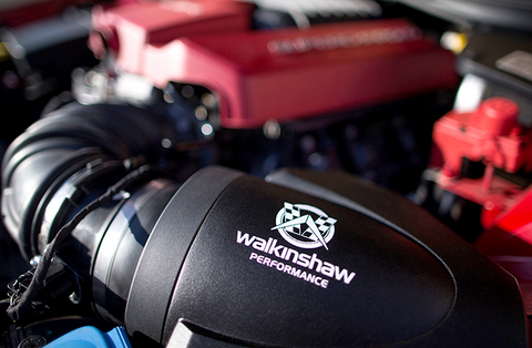 WALKINSHAW COLD AIR INTAKE FOR HOLDEN HSV VF GTSR