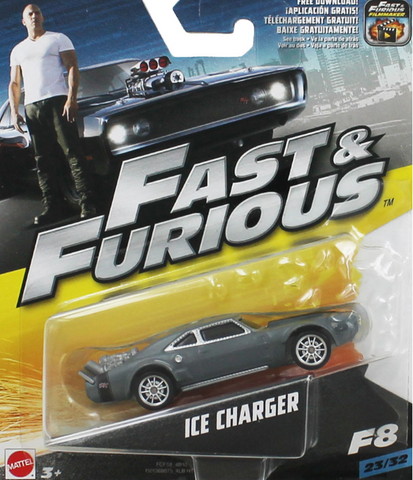 Fast & Furious F8 Ice Charger