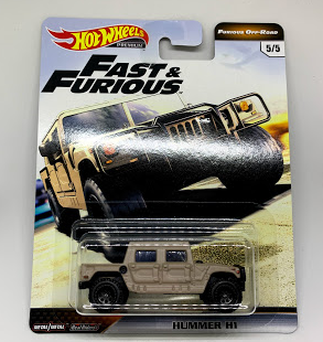 1:64 Scale Hot Wheels Premium Fast & Furious Off Road Collection