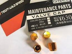 Rays Engineering Valve Caps