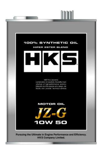 HKS Black Series JZ-G 10W50