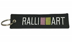 RALLIART KEY RING / KEY CHAIN TWO STYLE TO CHOOSE FROM