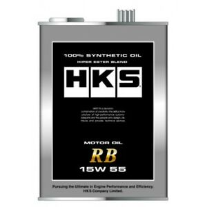 HKS Black Series RB 15W55