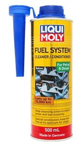 LIQUI MOLY - Fuel System Cleaner
