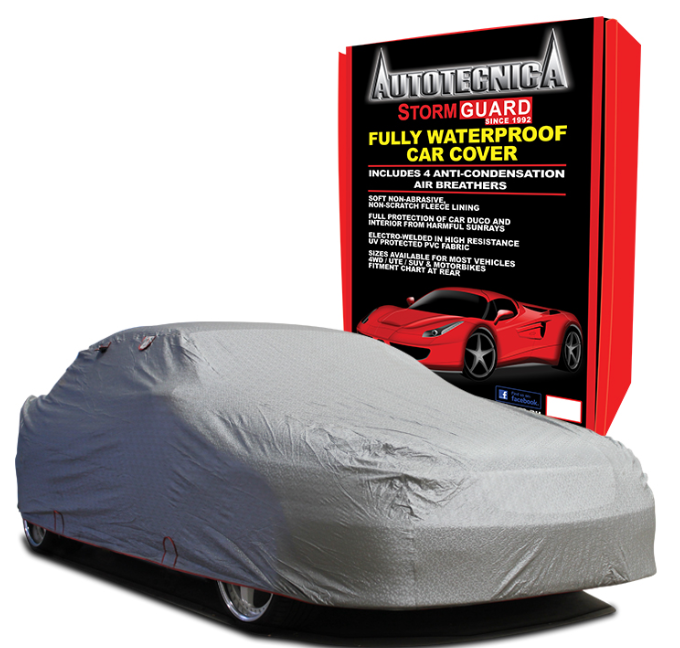 Waterproof Car Covers Stormguard