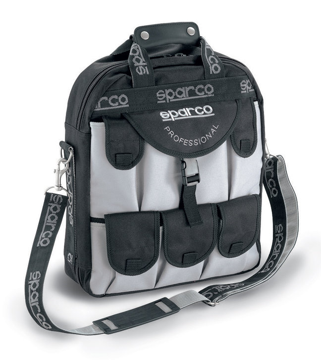 SPARCO Tool Bag - Professional (01644NGR)