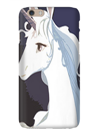 The Last Unicorn Cartoon Phone Case