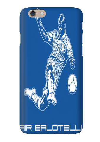 Air Mario Balotelli Soccer Phone Case