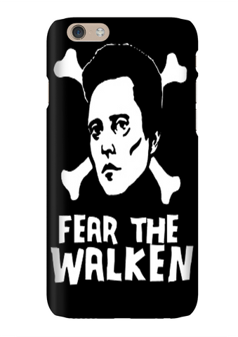 Christopher Walken Fear The Walken Phone Case